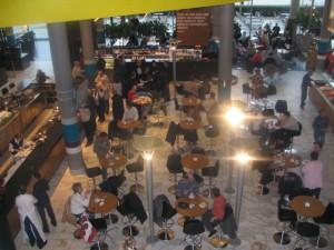 autostadt dining area
