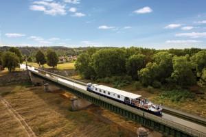 Renaissance - Crossing the Briare Aqueduct