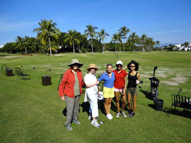 Golf-CV