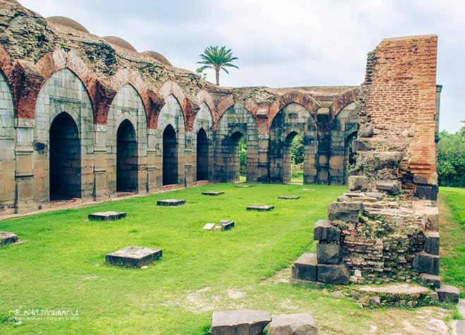 The Gourboroudari Mosque Photo By: Mousam Samanta