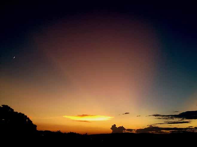 Shillong-Sunset