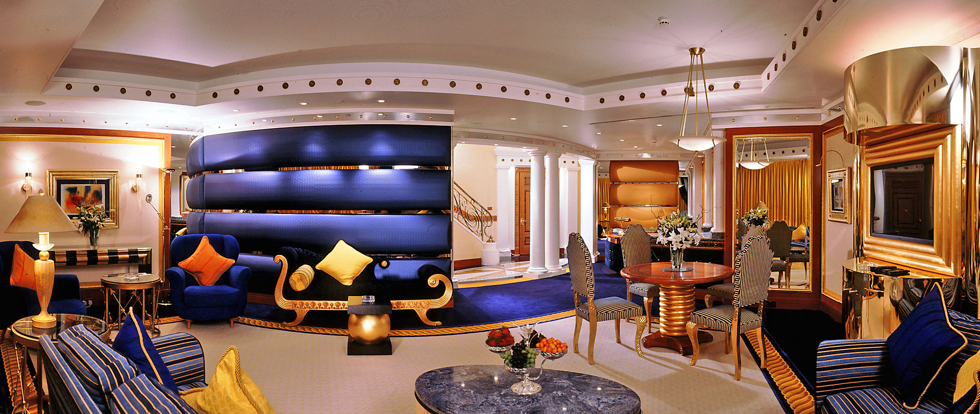 Dubai a city with 5 star rated hotels that deserve the for Top five star hotels in dubai