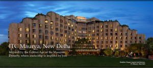 itc maurya new delhi