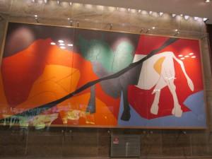 itc maurya new delhi painting