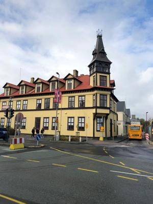 Reykjavek, Iceland