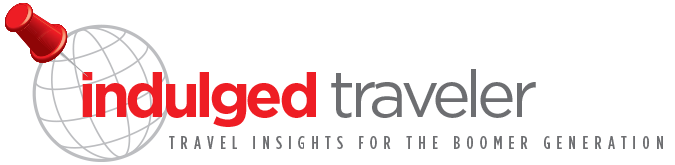 indulged traveler logo