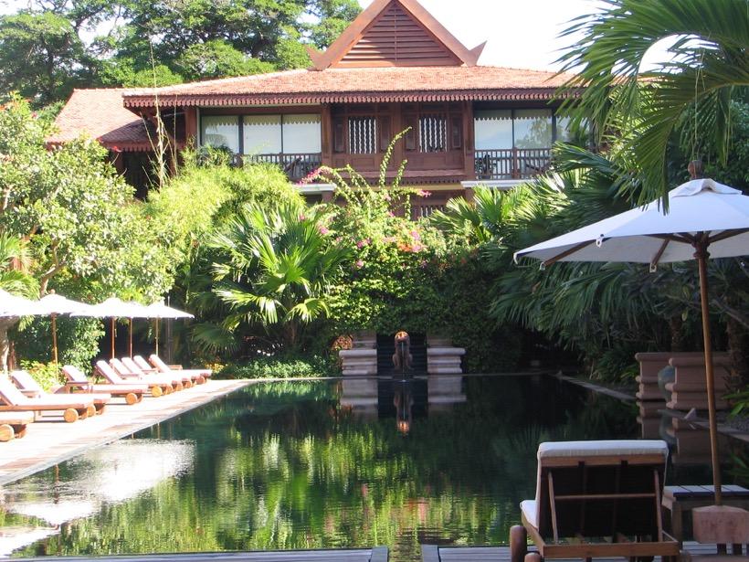 Sien Reap's La Residence Hotel