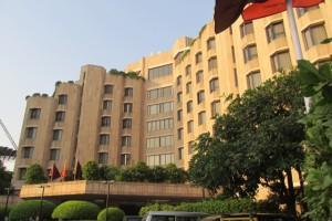 ITC Delhi Maurya Hotel