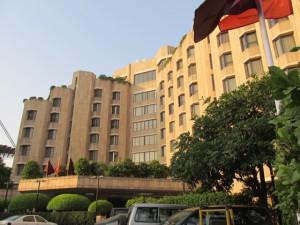 ITC Delhi Maurya Hotel IMG_0953