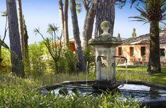 corsica_auberge relais la signoria fountain