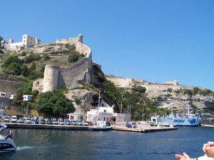 corsica_bonifacio port