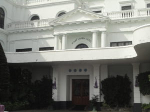 Sri Lanka Hotels: Mount Lavinia Hotel