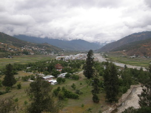 Countryside Bhutan Travel