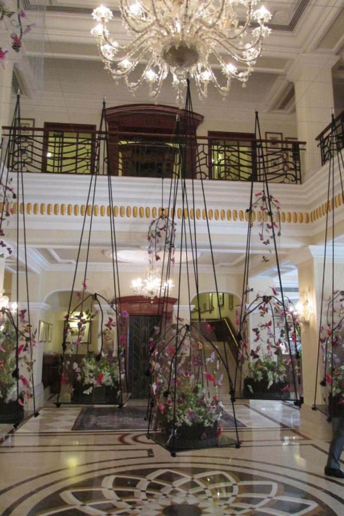 THE IMPERIAL Hotel, Delhi, India