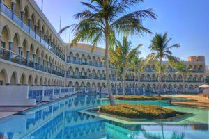 Al Bustan Palace Hotel, Muscat, Oman