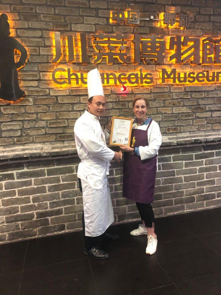 Sichuan Cuisinine Cooking Class, Chengdu