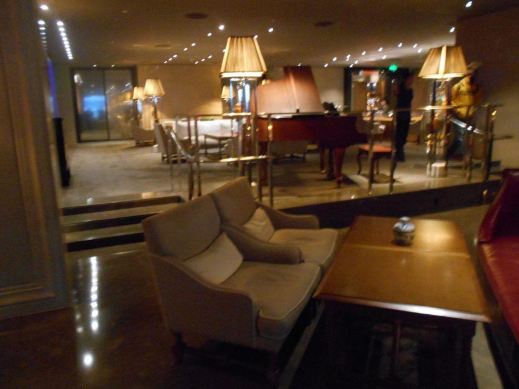 Lobby, Grand Hyatt Hotel Chengdu